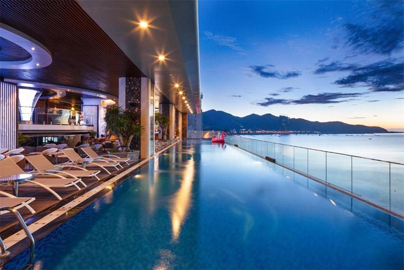 List Khách sạn Nha Trang 5 sao đạt tiêu chuẩn quốc tế