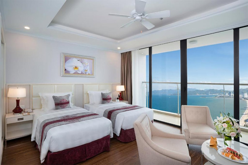 Khách sạn Nha Trang 5 sao sang trọng nhất