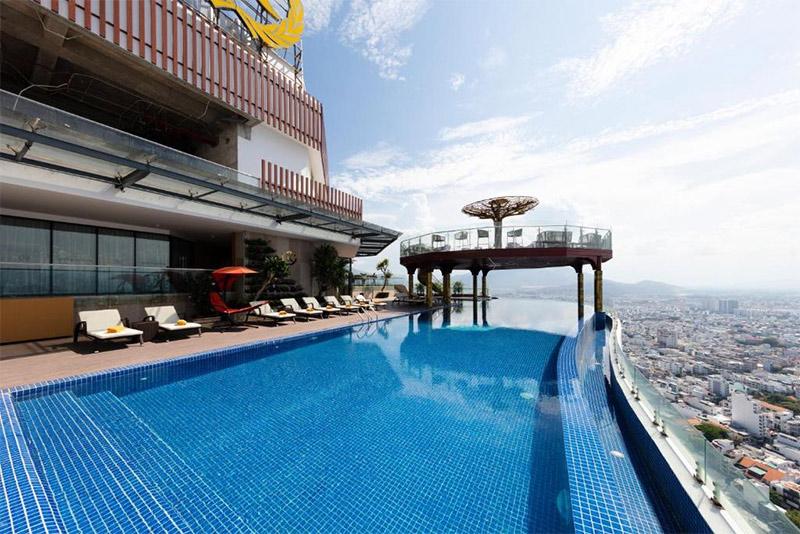 Khách sạn Nha Trang 5 sao sang trọng