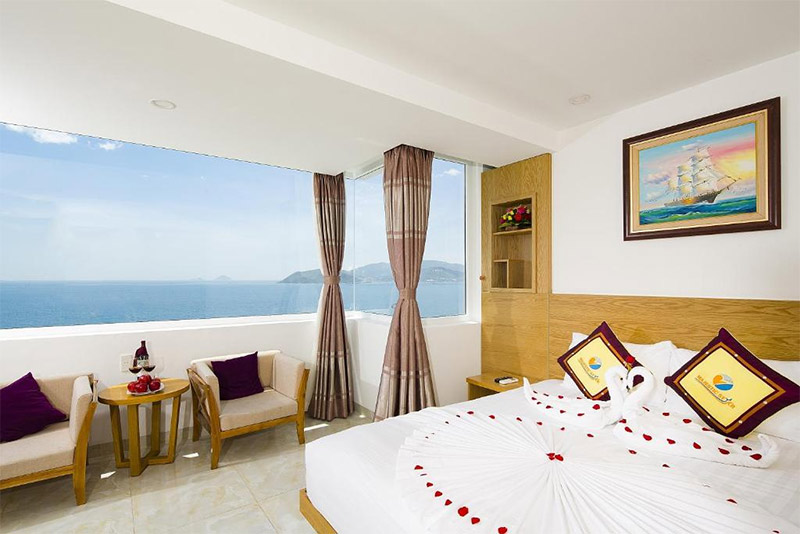 Khách sạn Nha Trang gần biển chất lượng 2021