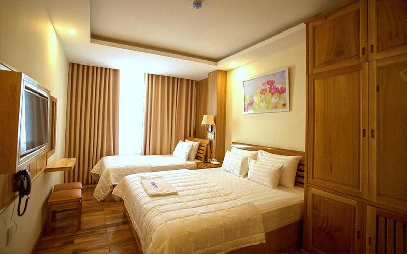 Khách sạn Nha Trang gần biển 2021