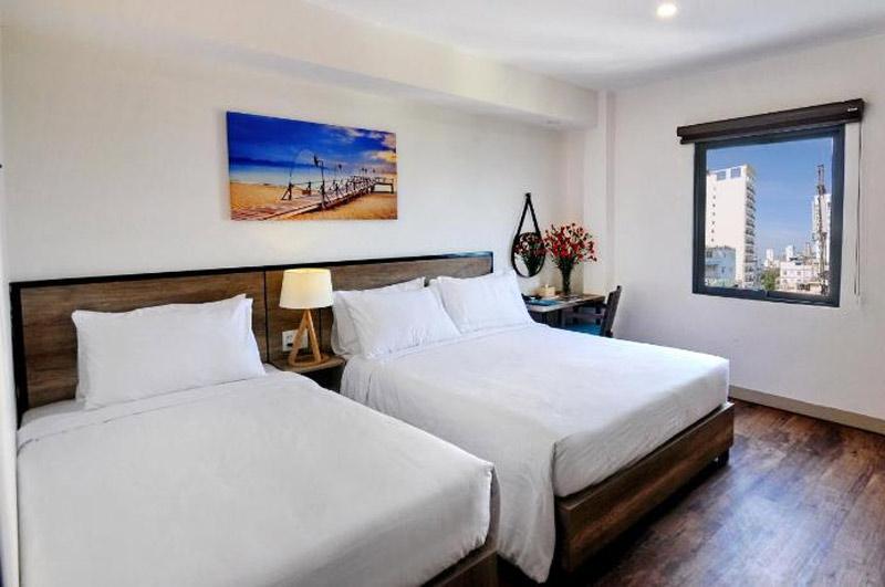 Khách sạn Nha Trang gần biển tốt