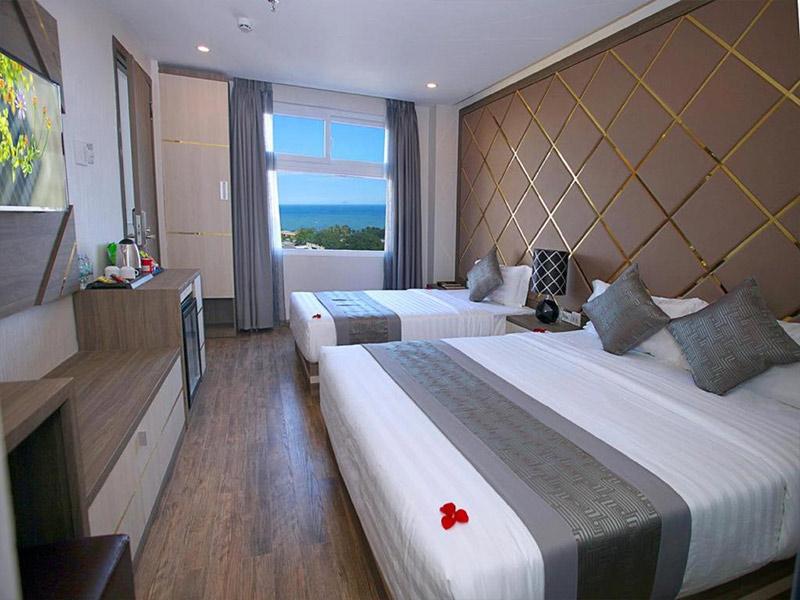 Khách sạn Nha Trang gần biển tốt nhất hiện nay 2021