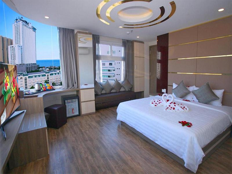 Khách sạn Nha Trang gần biển tốt nhất 2021