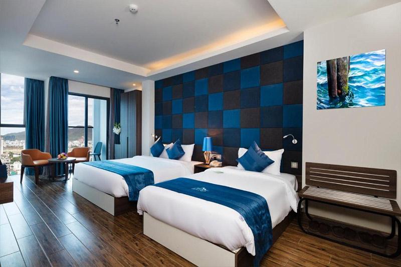 Danh sách Khách sạn Nha Trang gần biển