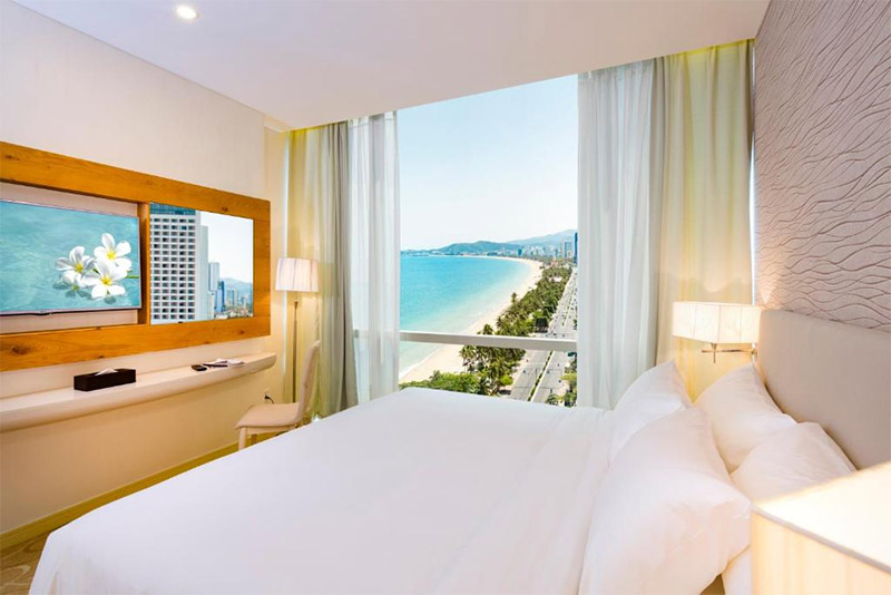 Danh sách Khách sạn Nha Trang gần biển view đẹp nhất
