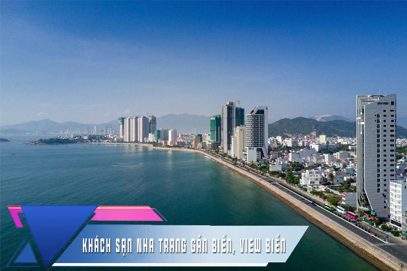 Khách sạn Nha Trang gần biển
