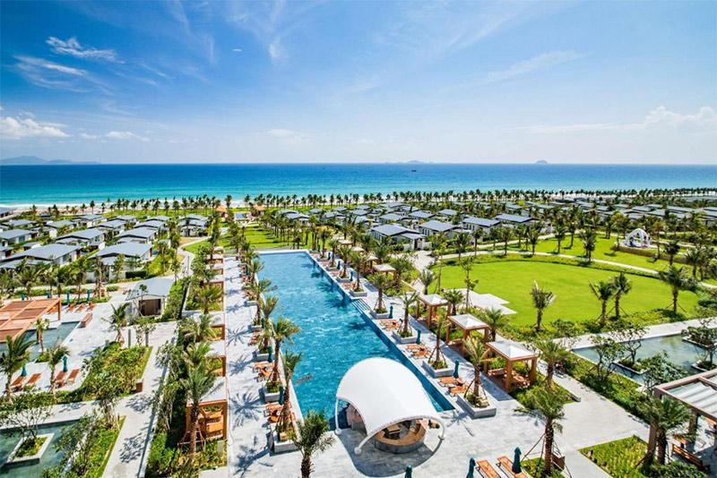 Resort Cam Ranh 5 sao Radisson Blu