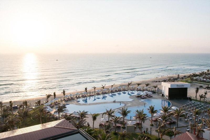 Resort Cam Ranh 5 sao sang trọng