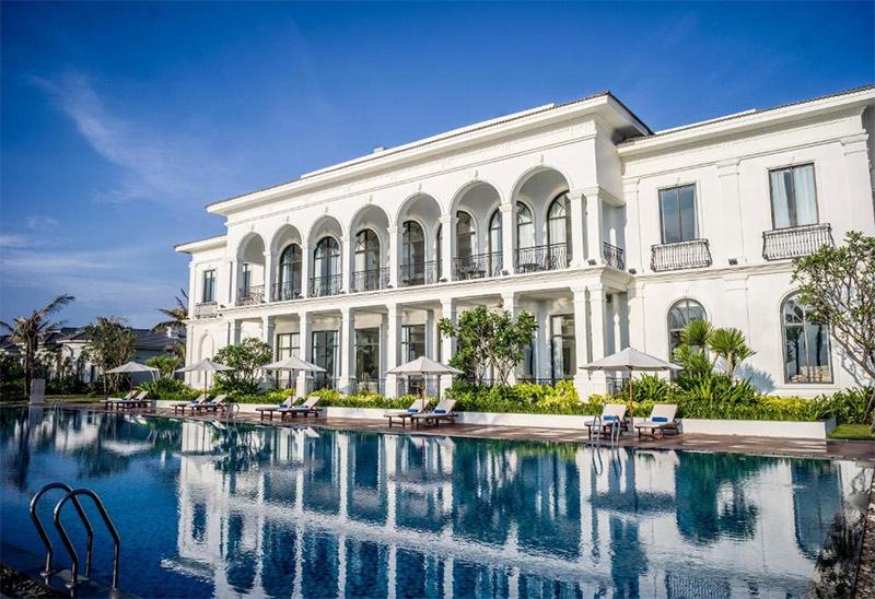 Resort Cam Ranh 5 sao sang trọng nhất