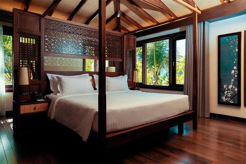 Resort Cam Ranh 5 sao sang trọng và đẳng cấp