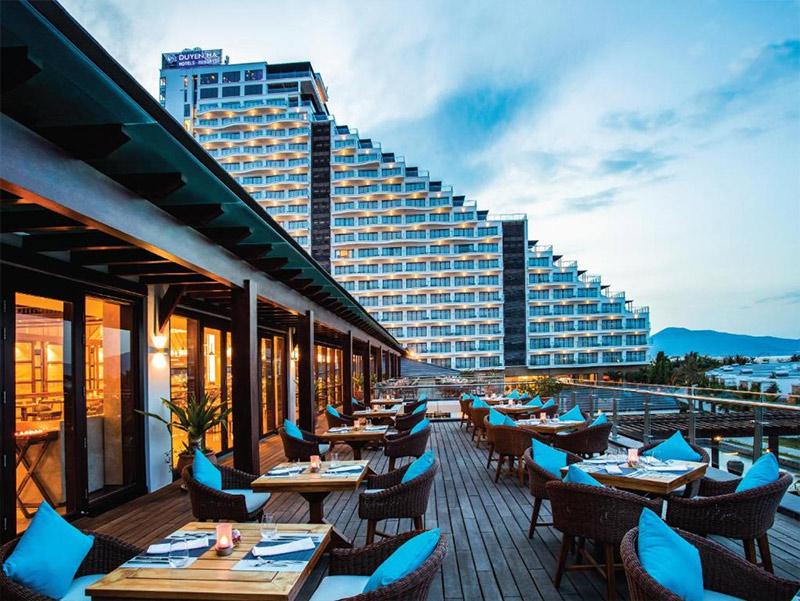 Resort Cam Ranh 5 sao đẳng cấp nhất 2021